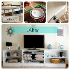 Sparkles in the Everyday!: Yes...You Can Paint Laminate Furniture!!