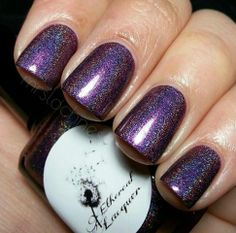 Ethereal Lacquer - Devoured LE Llarowe Exclusive 2013 October A Box Indied #4 $10