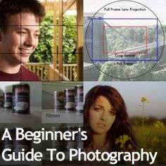 A Beginner's Guide To Photography - more helpful tips for understanding and using my SLR