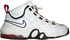 My Favorite Barklys of all time....I had the blue and gold Nike Air Super CB - 1997