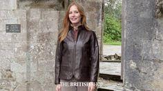 Die Lederjacke für Damen passt zu jedem Style
