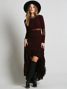 Free People FP X Lady Gwendolyn Dress