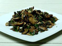 Receta de Cómo preparar champiñones perfectos