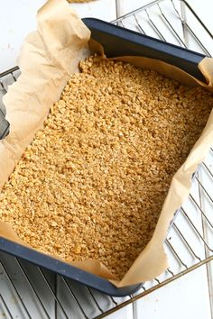 Helpot, sitkeät kaura-suklaapalat - Suklaapossu Macaroni And Cheese, Baking, Ethnic Recipes, Food, Yum Yum, Mac And Cheese, Bakken, Essen, Meals