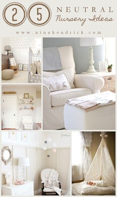 Keeping Babys Gender A Surprise? Find Neutral Decor Inspiration From  Everyday Enchantings Roundup Of 25 Neutral Nursery Ideas!