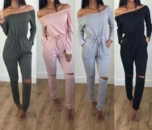 One Piece Women Rompers Jumpsuit Slash Neck Long Sleeve Off Shoulder Women Sexy Bodycon Jumpsuit Overalls LJ4921M     Tag a friend who would love this!     FREE Shipping Worldwide     #Style #Fashion #Clothing    Get it here ---> http://www.alifashionmarket.com/products/one-piece-women-rompers-jumpsuit-slash-neck-long-sleeve-off-shoulder-women-sexy-bodycon-jumpsuit-overalls-lj4921m/