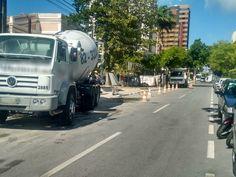 SMTT - Cones são usados irregularmente em Maceió para reservar vagas nas ruas +http://brml.co/2bZx4aZ