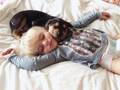 Bebê e cão inseparáveis na hora da soneca viram hit na internet http://tecnologia.terra.com.br/internet/bebe-e-cao-inseparaveis-na-hora-da-soneca-viram-hit-na-internet,dea26cceac582410VgnVCM4000009bcceb0aRCRD.html