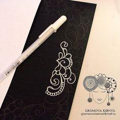 Подложка для сертификата  Ju Lee nailart master @julee62 #canson #irisvivaldi #pigmamicron #gellyroll #sakura #WorldOfArtists #мандала  #орнамент #узор #graphic #art   #mandala #ornament #pattern #drawing #рисунок #geometry #zentangle #зентангл #sketch #p