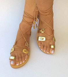 leather sandals,gladiator sandals,womens shoes,strappy sandals,handmade sandals,womens sandals,greek sandals,gifts,sandals,womens,shoes by chicbelledejour on Etsy https://www.etsy.com/listing/240935314/leather-sandalsgladiator-sandalswomens