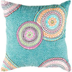 Distinctive and elegant, these decorative accent pillows are versatile enough to be used in any room of the home. Rich hues and textural accents will allow y...