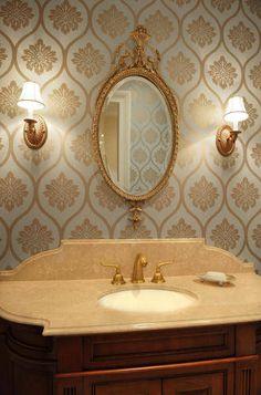 Durango travertine bathroom vanity