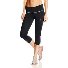 Zoot Sports Womens Ultra Run Pulse Capri BlackBeet XSmall *** Click image for more details.