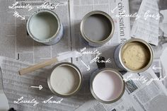 Lovely palette | Lovely Life- mint NCS 2005-G10Y - Grey NCS S 5000-N, Pink NCS S 0505-R10B, Sand NCS S 2005-Y30R