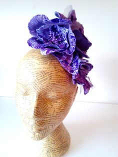 Bunch of vintage style velvet flowers in Dusky Lilac - millinery supplies Vintage Style, Vintage Fashion, Millinery Supplies, Pregnancy Photos, Purple Flowers, Fascinator, Lilac, Velvet, Colours