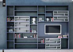 KICO LIVING Composizione N. 38 Moderno - soggiorno