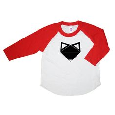 The Fox Tee Toddler t-shirt Trendy kids clothes by SandiLake
