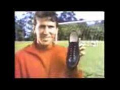 Propaganda do tenis Kichute com Zico - anos 80