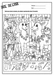 Christmas Hidden Picture Puzzles Printable Christmas Hidden Coloring Pages Colouring Pages, Printable Coloring Pages, Coloring Pages For Kids, Coloring Sheets, Christmas Worksheets, Worksheets For Kids, Christmas Activities, Lynx, Puzzle Photo