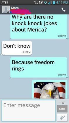 Bahahahaha #Merica