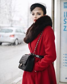 42 Modern Cool Outfit Ideas For Ladies Retro Fashion, Boho Fashion, Winter Fashion, Fashion Beauty, Vintage Fashion, Fashion Outfits, Womens Fashion, Fashion Ideas, Vintage Couture
