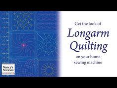 Quilt like you've got a longarm-january