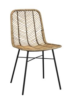 Rowico Manado-tuoli, ruskea rottinki. Rattan, Wicker, Outdoor Chairs, Outdoor Furniture, Outdoor Decor, Manado, Interior, Design, Home Decor