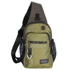 ceb4e415b4 Vanlison Crossbody Sling Bag Backpack for Men   Women
