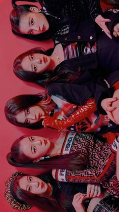 ITZY - Best of Wallpapers for Andriod and ios Kpop Girl Groups, Korean Girl Groups, Kpop Girls, K Pop, Kpop Anime, K Wallpaper, Classic Wallpaper, Fandom, Forever