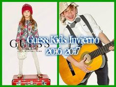 Fashiontv: Guess Kids Otoño Invierno 2016 2017 Guess, Fashion Outfits, Winter, Music, Youtube, Winter Time, Musica, Fashion Suits, Musik