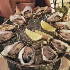 Oysters partayyyy