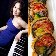Date night in #CambMA? Yoko Miwa Trio will bring the music and weve got the #sushi. Friday night jazz starts at 8!  #centralsquare #cambridge #jazz #livejazz #bostonjazz #foodie #foodporn #potd by tsmonkfish October 23 2015 at 09:00AM
