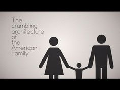 The crumbling architectrure of the American Family This is such a good clip on the break down of families in society and the effects it's having!