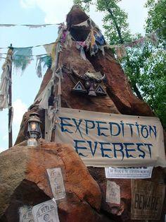 Expedition Everest at Disneys Animal Kingdom