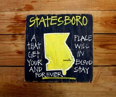 Wooden Signs Southern Hand Painted Shabby by simplysouthernsigns, $29.00
