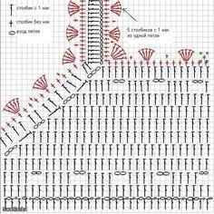 crochet baby orange dress and top, crochet pattern photo: liveinternet. Crochet Hooded Scarf, Crochet Baby Cardigan, Crochet Baby Clothes, Crochet Blouse, Crochet Tank Tops, Crochet Bikini Top, Baby Patterns, Crochet Patterns, Baby Dress Tutorials