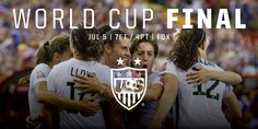 The #USWNT are back in the #FIFAWWC Final!! They'll face England or Japan on Sunday. #Believe