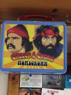 Nostalgic Lunch Boxes - Cheech & Chong