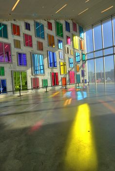 Institute of Contemporary Art - Boston...WOW!!!