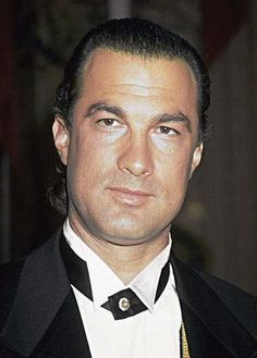 Carroll Bryant: Influences: Steven Seagal