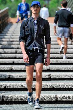 Pitti Uomo: Alexis Mabille Spring/Summer 2013