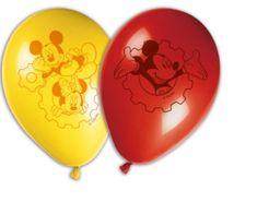 Playful Mickey - Printed Balloons
