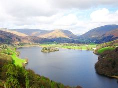 Grasmere, Lake District is beautiful. The walk around the lake gives stunning views & the best gingerbread can be found in a tiny shop there