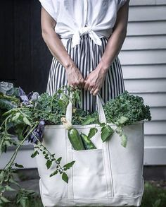 """oldfarmhouse: ・・・ """"a day of picking and preserving - baskets..."""