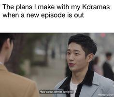 Just oppa and me Heirs Korean Drama, Korean Drama Funny, Korean Drama Quotes, Korean Dramas, Kwon Hyuk, Drama Fever, Kdrama Memes, While You Were Sleeping, Drama Movies
