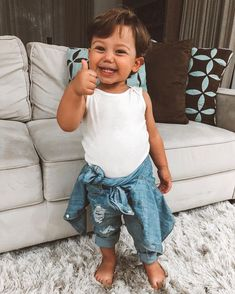 My baby, he also has such a big smile Cute Little Baby, Little Babies, Little Ones, Cute Babies, Baby Kids, Wanting A Baby, Future Mom, Cute Baby Pictures, Beautiful Babies