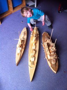 One fleet ready for combat!