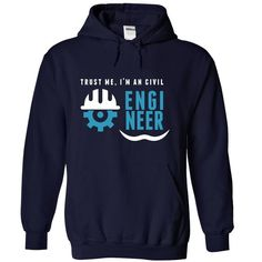 Civil Engineers T Shirt, Hoodie, Sweatshirt. Check out that cool T-Shirt here:  https://www.sunfrog.com/trust-me-im-an-engineer-NEW-DESIGN-2016-Black-Guys.html?53507