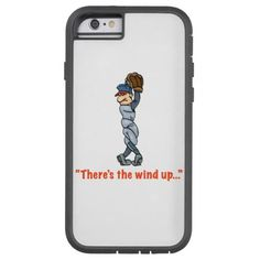 """""""There's The Wind Up..."""" Tough Xtreme iPhone 6 Case"""