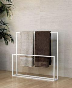 toalheiro de piso